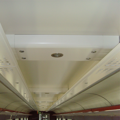 Coach Ceiling and Lighting Panels