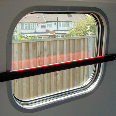 MKIII Window Frames